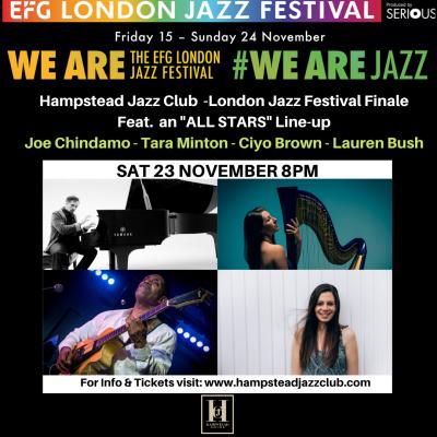 HJC London Jazz Festival Finale feat. the