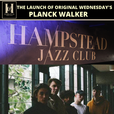 The Launch of Original Wednesday's at HJC feat. Planck Walker