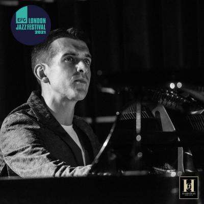 EFG London Jazz Festival 2021 HJC Presents The Jamie Safir Trio