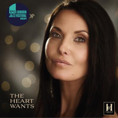 EFG London Jazz Festival 2021 HJC Presents Jo Harrop  'The Heart Wants' Showcase