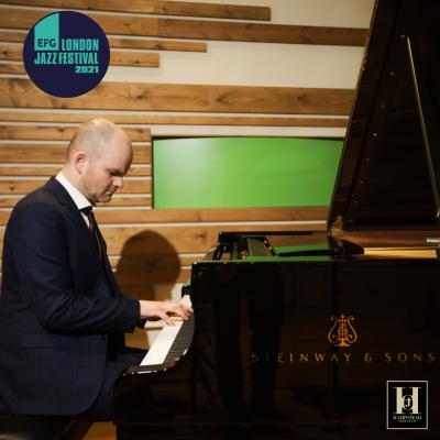 EFG London Jazz Festival 2021 HJC Presents The Paul Edis Trio