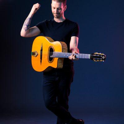 Filippo Dall'Asta Quartet – Mediterasian Gypsy Jazz Featuring Special Guest Guitarist John Wheatcroft