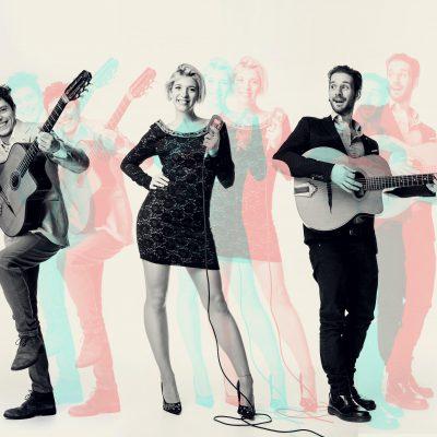 Gypsy Dynamite feat. Francesca Confortini
