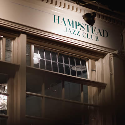 Valentines at Hampstead Jazz Club - Judi Jackson
