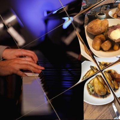 Jazzy Sunday Roasts at Hampstead Jazz Club with Jamie Safir