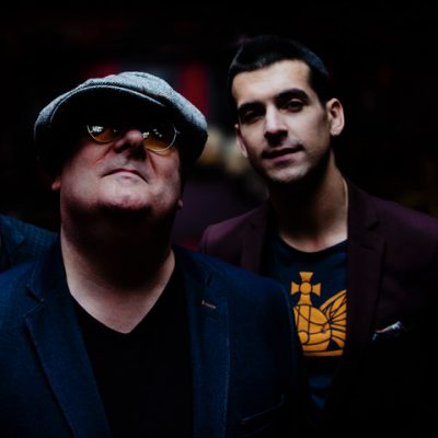 Ian Shaw & Jamie Safir 'What's New' (Doors - 8:30pm)