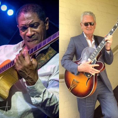 Ciyo's Jazz Guitar Collective featuring Jim Mullen