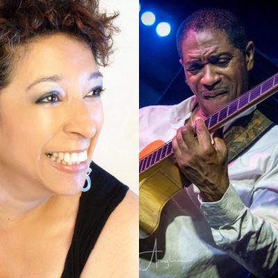 Shireen Francis & Ciyo Brown