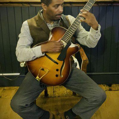 Ciyo Brown & his Organ Trio - Live Streaming Event