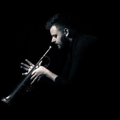 Leo Richardson and James Copus Quartet