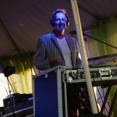 Saturday Night is Party Night - with DJ Nigel Williams of Jazz FM