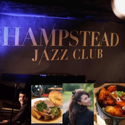Jazzy Sunday Roasts at Hampstead Jazz Club
