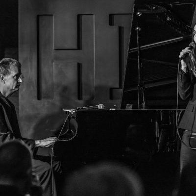 Jo Harrop & British Standard Time - Featuring Pianist/Arranger Alex Webb