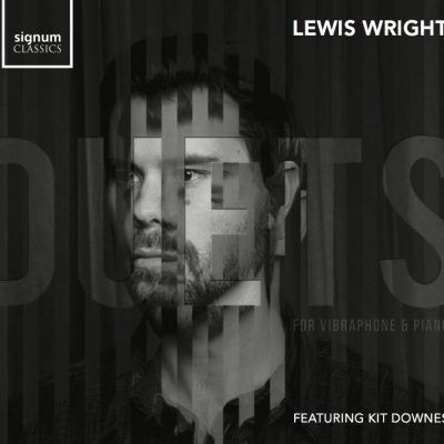 Lewis Wright & Kit Downes (duets for vibraphone and piano)