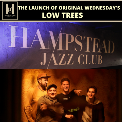The Launch of Original Wednesday's at HJC feat. Low Trees
