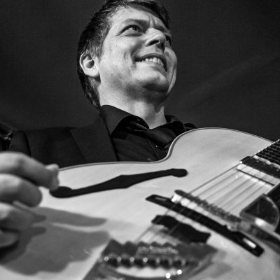 Nigel Price - award winning Jazz guitarist