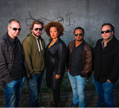 Tristan - The Spice of Five on Tour Return to Hampstead Jazz Club