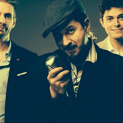 Gypsy Dynamite Quartet feat. Dom Durner