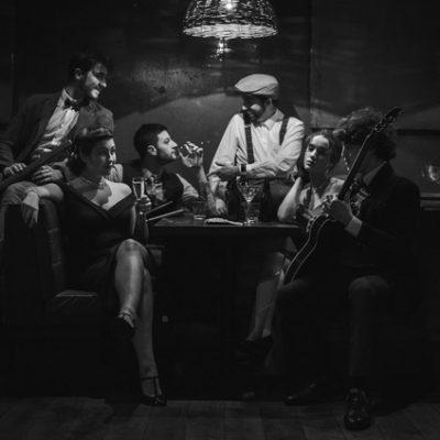 The Saloon League - Modern Vintage Jukebox